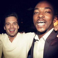 Sebastian and Anthony   ~ imcrystalann