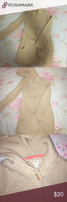 Tucker and Tate long cardigan. EUC. No pilling, no stains. Beautiful sweater. Size 6 but fits more like a 7/8. Tucker & Tate, bought at Nordstrom. Tucker + Tate Shirts & Tops Sweaters