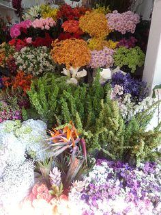Mercado de Flores. Polanco