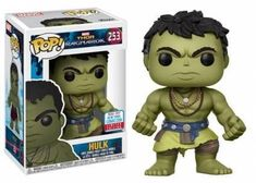 Hulk Figure Collectible - Funko Pop Official Marvel: Thor Ragnarok – One Geek  DETAILS & DIMENSIONS Product: Hulk Figures Product Size: 10 cm Material: PVC Age: Over 6 years old Type: Collectible Vinyl Doll Theme: Movie & TV Manufacturer: Funko