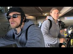 Charlie Hunnam -- Internet Death Hoax Was Lame ... My Friends Were Scared - YouTube