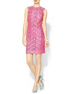 Kate Spade New York Della Dress | Piperlime  a bit too pink for me, but it is beautiful