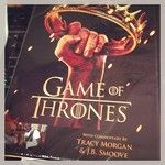 Limited edition Game Of Thrones w/ commentary from Tracy Morgan & JB Smoove. Someone please tell me this is real.