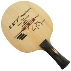 Original LKT Transformer NO.1 Hinoki+Carbon+Cork Shakehand Table Tennis / PingPong Blade Longshakehand FL #Affiliate