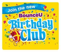 Birthday Club Yellow
