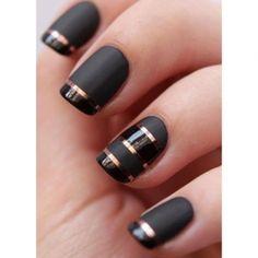 Χειμώνας 2015: Τα top χρώματα & σχέδια στα νύχια! - Shape.gr