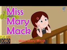 Miss Mary Mack (HD with lyrics) Movement Songs For Preschool, Preschool Songs, Preschool Learning, Kids Songs, Phonemic Awareness Kindergarten, Phonemic Awareness Activities, In Kindergarten, Phonological Awareness, Phonics Song