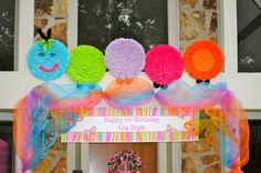 Caterpillar Party Ideas