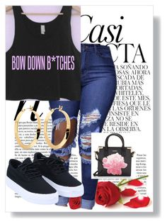 """yonce"" by blunted-diva on Polyvore featuring Calvin Klein and Whiteley"