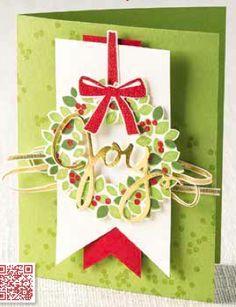SU Magnifique Couronne Wondrous Wreath