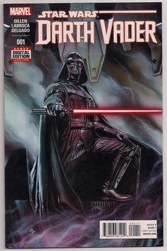 Marvel - Star Wars Darth Vader #1 1st Print Regular Cover