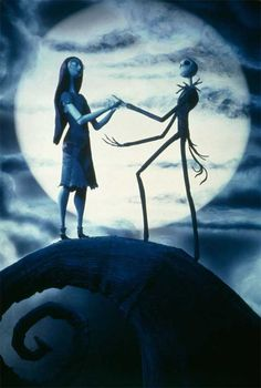 Image from the movie Tim Burton's The Nightmare Before Christmas in Disney Digital 3D.