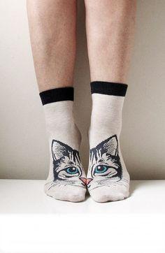 Georgian Shepherd Dog Paws Pattern Men-Women Adult Ankle Socks
