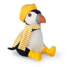 CF33 - John Fischer The Puffin. NEW to the award winning Country Folk range.