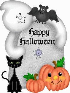 This photo was uploaded by - Kids halloween Happy Halloween Pictures, Fröhliches Halloween, Halloween Clipart, Halloween Prints, Halloween Painting, Halloween Drawings, Halloween Images, Halloween Party Decor, Holidays Halloween
