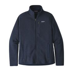 Buy Patagonia Men's Fall Better Sweater Jacket Online for Apparel from PKHealthGear. We have wide range of Patagonia Jackets. Patagonia Brand, Patagonia Jacket, Polaroid, Patagonia Better Sweater, Mens Fleece, Cool Sweaters, Outdoor Outfit, High Collar, Sweater Jacket