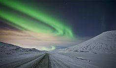 The Northern Lights - Aurora Borealis ~ Kuriositas