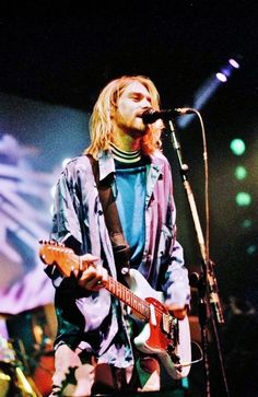 """what really happened to kurt cobain As ok reported, cobain was just 27 when he was found dead from a gunshot blast in his seattle home but as the reelz special reports, cobain lived a troubled life, and battled years of addiction """"kurt initially got into heroin because it seemed to him to be a pain killer,"""" said cobain biographer christopher sandford."""