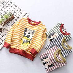 2cada7891 Baby Girls Spring Autumn Cotton Sweaters Little Girls Comfo…