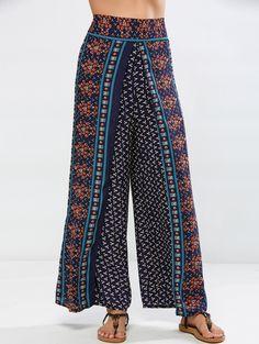 High Rise Printed Palazzo Pants #women, #men, #hats, #watches, #belts, #fashion