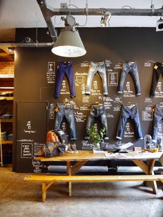 Amsterdam Denim Days 2015 | Westergasfabriek