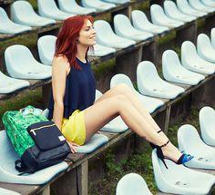Masha S. - let's get sporty