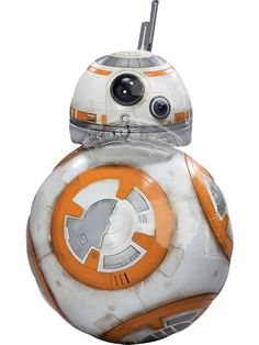 """Need Star Wars: The Force Awakens 33"""" BB-8 Balloon for your next celebration? Search Birthday in a Box for the latest and party invitations at reduced prices."""