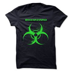 #Funnyt-shirt... Nice T-shirts  Price: $19.00Purchase Now    Low cost Codes   View pictures & pictures of BIOHAZARD t-shirts & hoodies:In case you do not completely love our design, you'll be able to SEARCH your favourite one through the use of search bar on th...