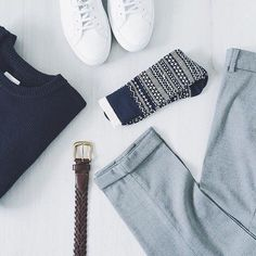 the latest trends in mens fashion and mens clothing styles Fashion Updates, Fashion Trends, Fashion Styles, Cool Outfits For Men, Smart Men, Mens Attire, Spring Wear, Outfit Grid, Mens Clothing Styles