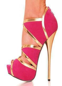 I have these just in royal blue!! Jeanie heels :)