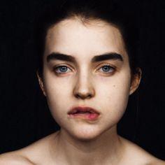 Eyebrows inspiration.