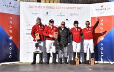 The Champion of Snow Polo World Cup St. Moritz 2017 is Team Cartier World Cup, Cartier, Champion, Articles, Polo, Snow, Magazine, Polos, World Cup Fixtures