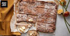 Peltiteeleipä on hetkessä valmis uuniin Savoury Baking, Graham, Banana Bread, Desserts, Food, Tailgate Desserts, Deserts, Essen, Postres