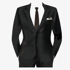 men's suits, Men, Suit, Cartoon PNG and Vector