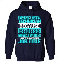 Cringe-worthy EMT shirt