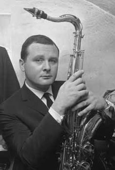 """Stan Getz"" @ All About Jazz photo gallery. View more jazz photos by Uploader Unknown"