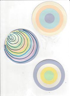 Formes et Grandeurs  Disques   Graphisme Courbes