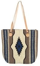 """OUR MAYA BAG IS THE PERFECT SIZE FOR YOUR EVERYDAY NEEDSHandwoven of 100% wool.//Measures approx. 15"""""""" x 18"""""""