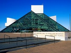40 Must-See Places to Take Your Kids Before They're Grown - Rock & Roll Hall of Fame - Cleveland