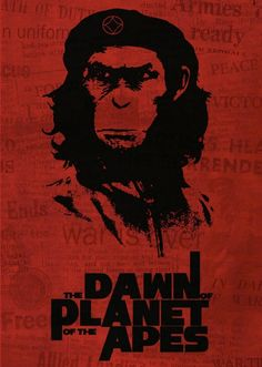 Movie Friday: Dawn of the Planet of the Apes Fan Art