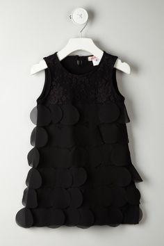 Mesh Circle Detailed Sleeveless Dress on HauteLook