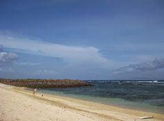 Bali Surf Guide: Serangan Or Turtle Island Beach  Serangan beach i...