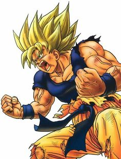 SSJ Goku