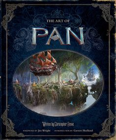 This beautifully illustrated book will grant a comprehensive inside tour of director Joe Wright's Pan, which offers a unique new cinematic take on J. M. Barrie's beloved Peter Pan. Featuring a dazzling selection of never-before-seen concept illustrations, sketches, storyboards, and other preproduction materials, The Art of Pan reveals how Wright and his artistic teams have reimagined the classic characters and world.