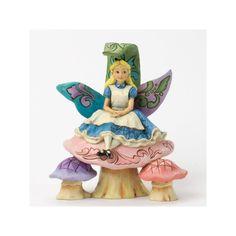 Alice on Mushroom