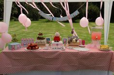 Lia�s Second Birthday Party | CatchMyParty.com
