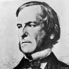 George Boole, matemático inglés. 200 años después y seguimos usando álgebra de boole