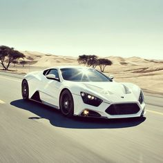 Zenvo ST1 - One Of The Fastest Cars In The World
