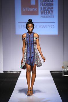 Guaranty Trust Bank Lagos Fashion & Design Week | GTBLFDW 2014 Day 3: Lisa Folawiyo