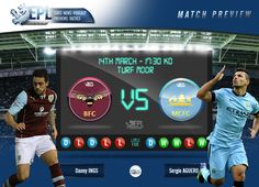 JACK THE LAD SPORTS: Preview: Burnley Vs Manchester City